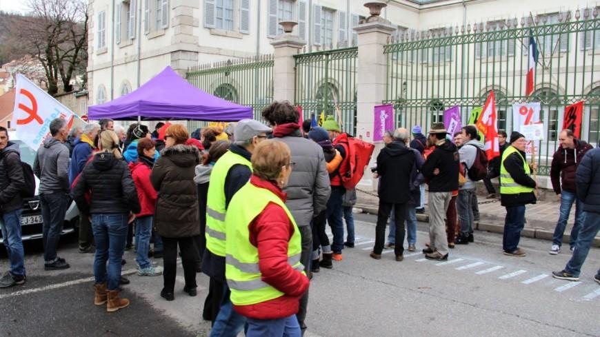 Alpes du Sud : la grogne reprend contre la réforme des retraites