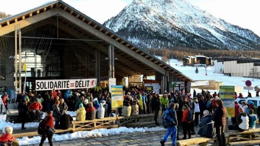 Hautes-Alpes : une journée de mobilisation à la frontière franco-italienne ce samedi