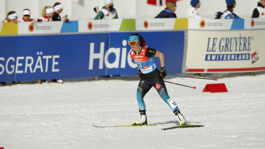 Hautes Alpes : Flora Dolci au pied du podium aux championnats du monde de ski de fond U23