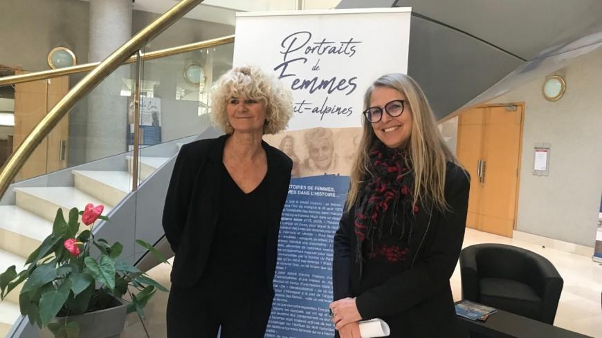 Hautes-Alpes : une exposition itinérante en hommage aux femmes qui ont marqué l'histoire