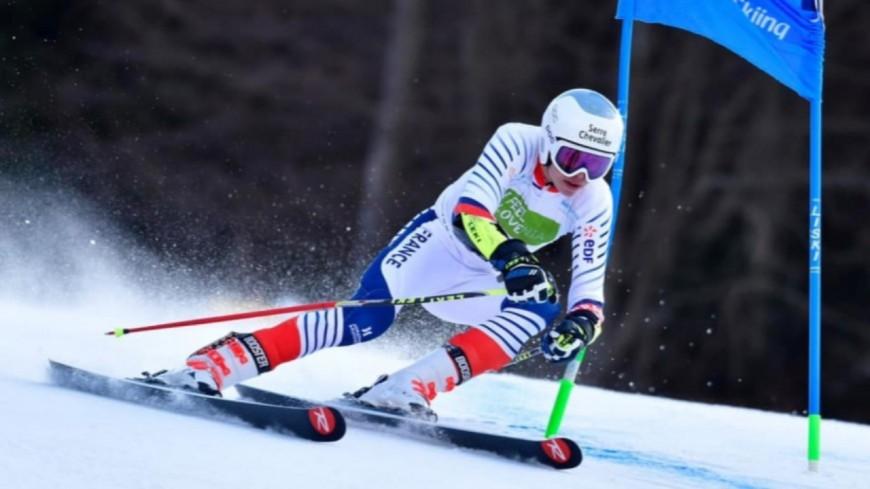 Hautes-Alpes : quatre titres nationaux pour Arthur Bauchet lors des championnats de France handiski