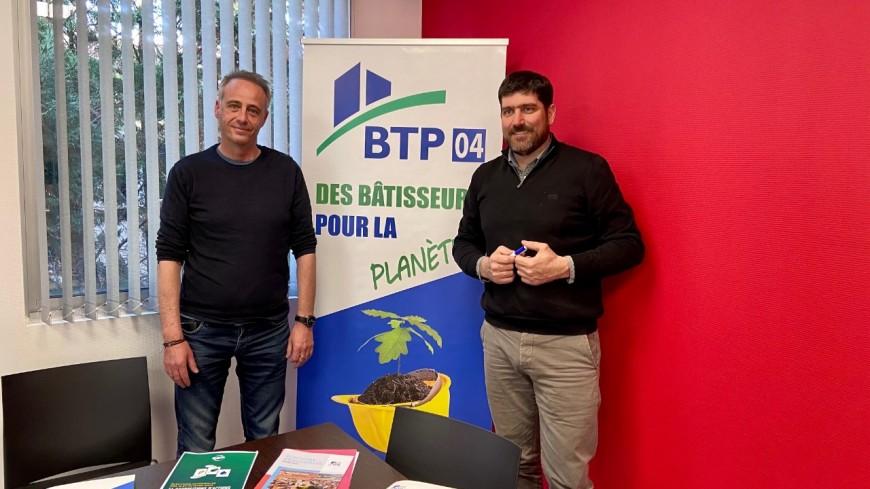 Alpes de Haute-Provence : la fédération BTP interpelle les candidats aux municipales