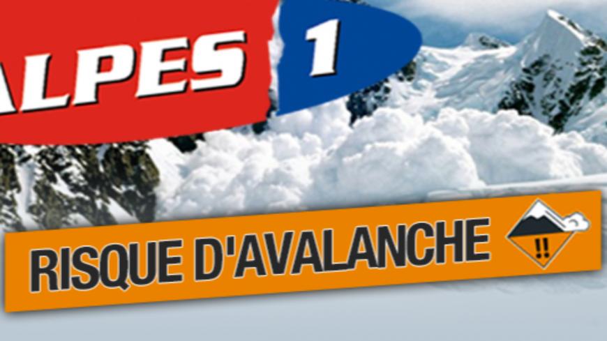Alpes du Sud : un risque d'avalanche de 3 sur 5 dans l'ensemble des massifs