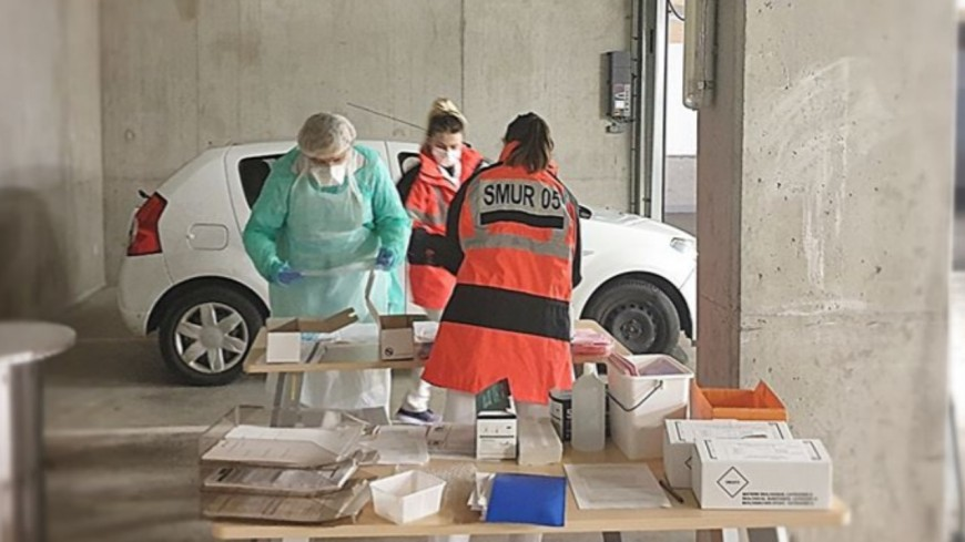 Crise sanitaire : Le SAMU 05 s'organise.