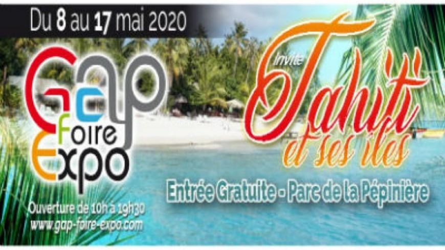 Gap Foire Expo annulée.