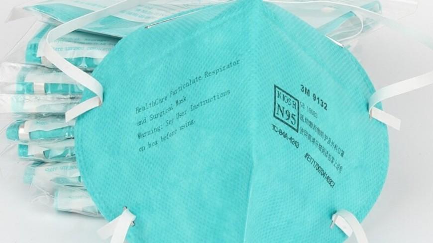 Coronavirus : Commande de masques par l'AMF pour les départements