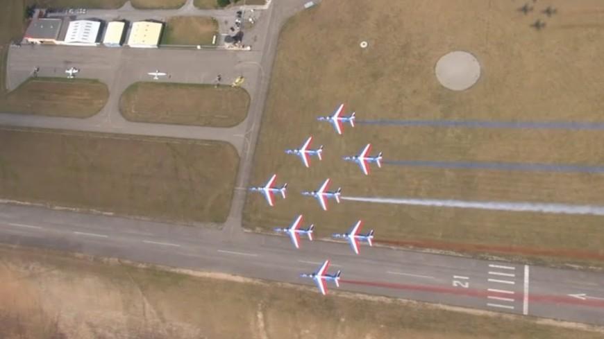 Le Meeting Aérien de Gap-Tallard reporté.