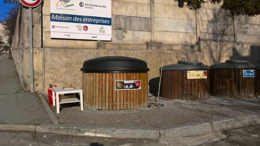 Confinement : STOP aux dépôts sauvages !