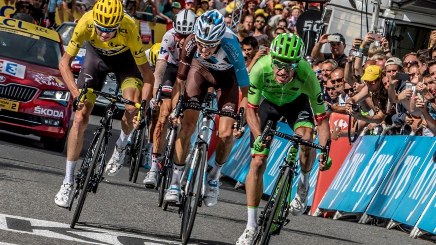 Sport: Tour de France... J – 136 !