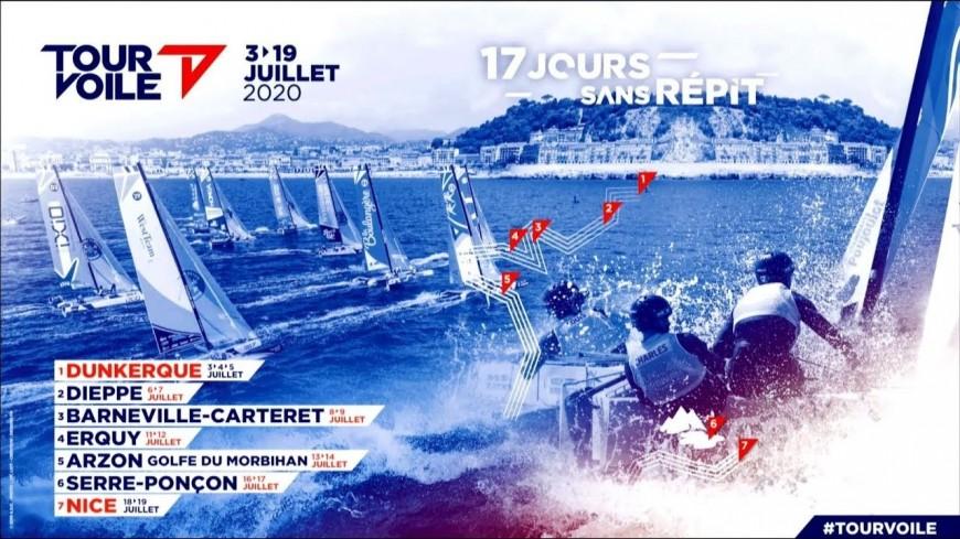 Sport : Le Tour de France à la voile 2020 annulé