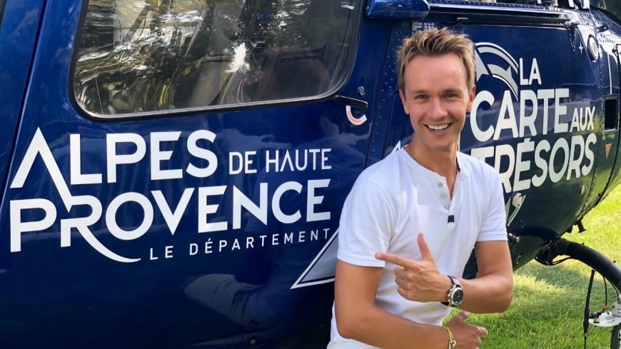 Télévision : l'émission « la Carte aux Trésors » ce mercredi dans les Alpes de Haute-Provence