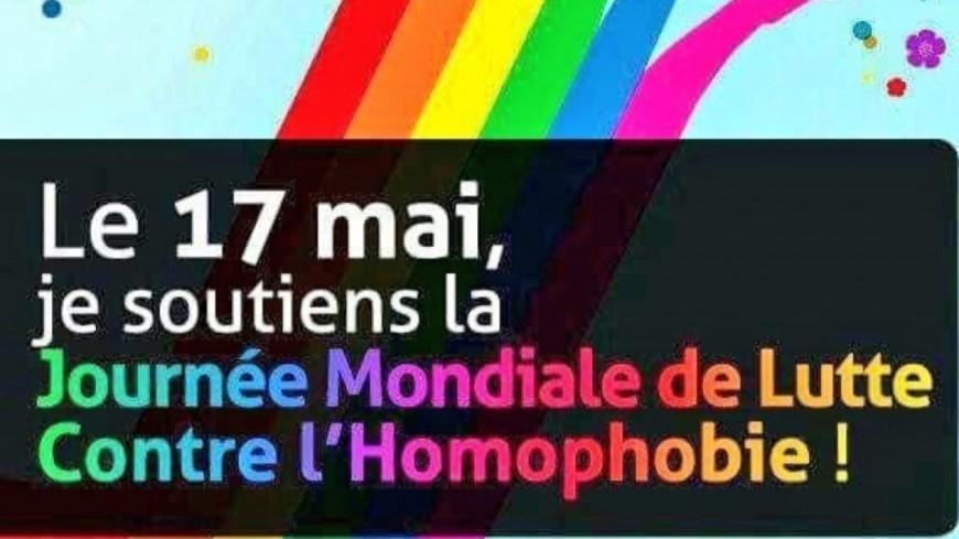 17 mai : Journée internationale de lutte contre l'homophobie et la transphobie
