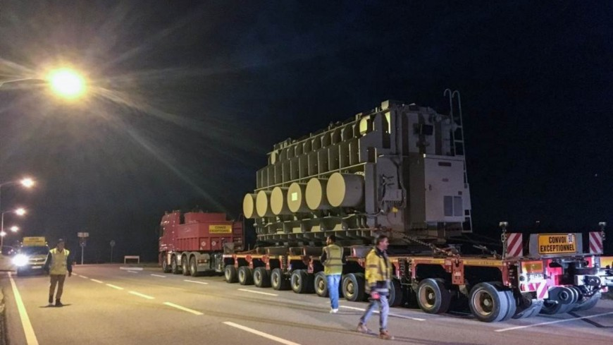 Convoi ITER sur l'A51 : fermeture de l'autoroute entre Meyrargues (n°14) et Manosque (n°18)