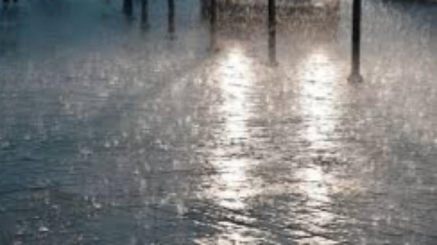 Intempéries : Fortes précipitations ce jeudi 4 juin.