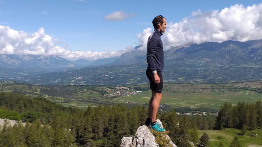 Hautes-Alpes : Tentative de record du GR® du Vieux Chaillol par le Stéphane Ricard  ce samedi au départ de Chaillol 1600.