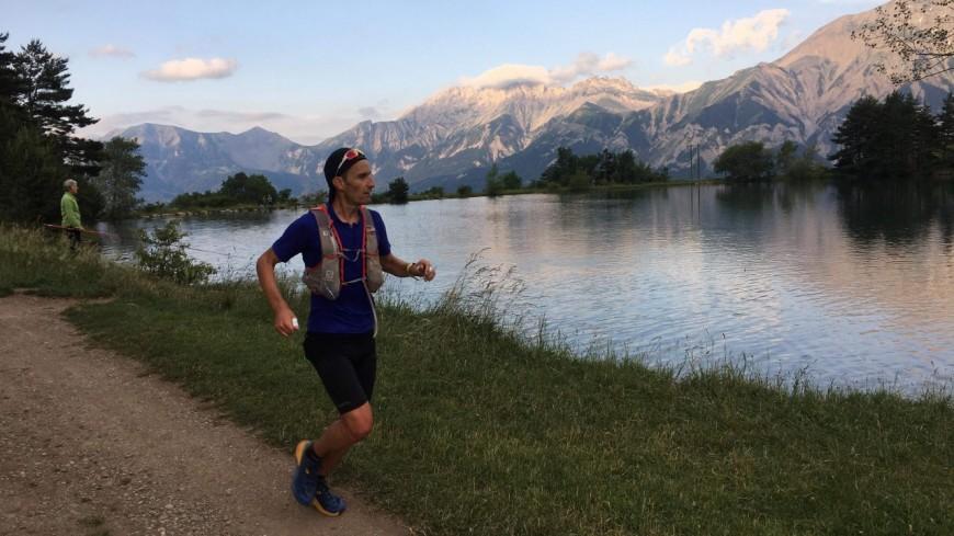Hautes-Alpes : Le défi de Stéphane Ricard.