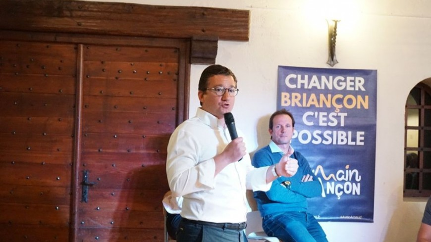 Hautes-Alpes : Le Conseil Municipal de Briançon invite les briançonnais à un apéritif.