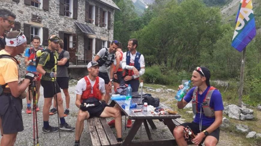 Hautes-Alpes : Retour en image sur le défi de Stéphane Ricard.