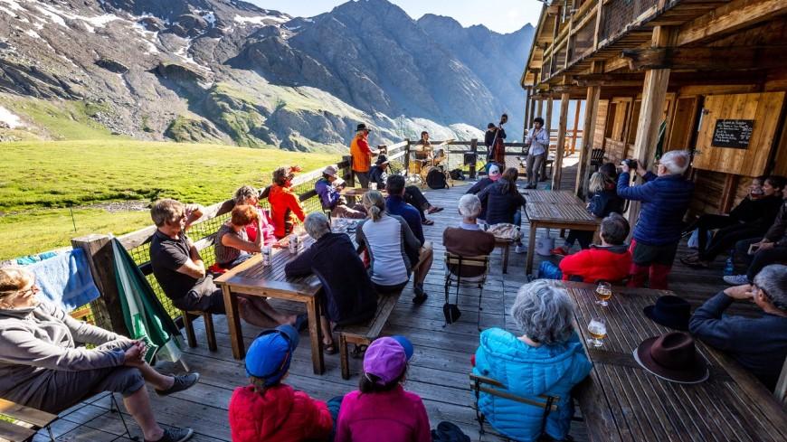 Hautes-Alpes : Le festival de Refuge en Refuge est lancé.