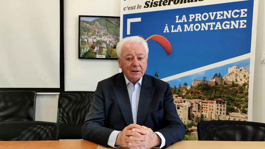 Alpes de Haute-Provence : Vive réaction de Daniel Spagnou au sujet du rattachement de l'Ubaye au 05.