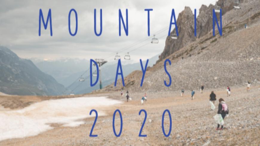 HA/AHP : Mountain Days 2020, la 1ère tonne de déchets déjà ramassée.