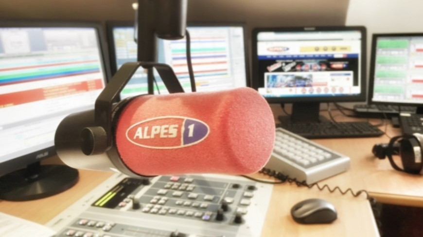 SONDAGE MEDIAMETRIE : Alpes 1 toujours 2eme radio, toutes radios confondues, sur les Hautes-Alpes.