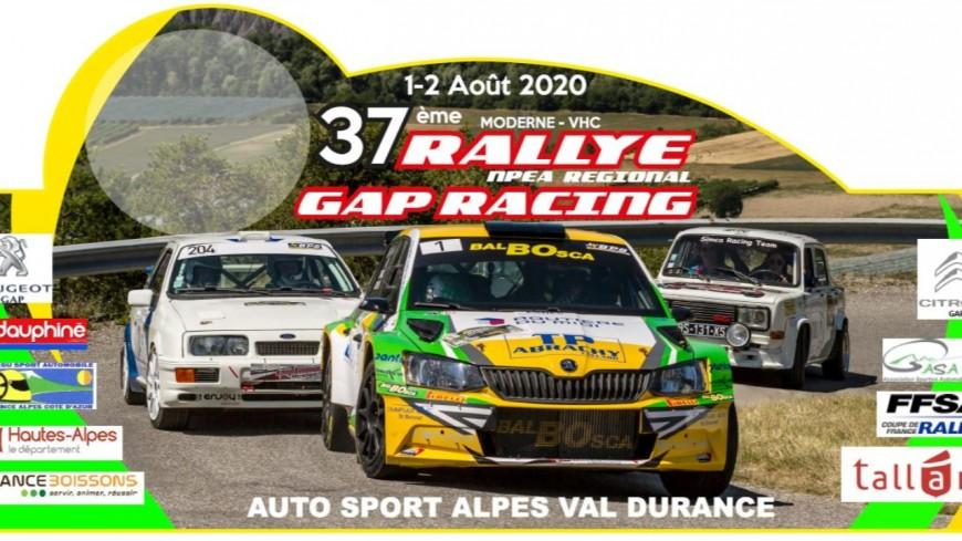 Hautes-Alpes : Le rallye Gap Racing ne fait pas que des heureux…