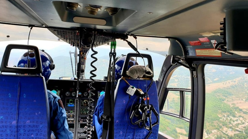 Alpes de Haute-Provence : crash d'un planeur, un homme décédé
