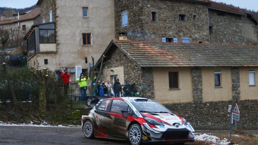 Hautes Alpes : S. Ogier signe un podium pour son retour à la compétition