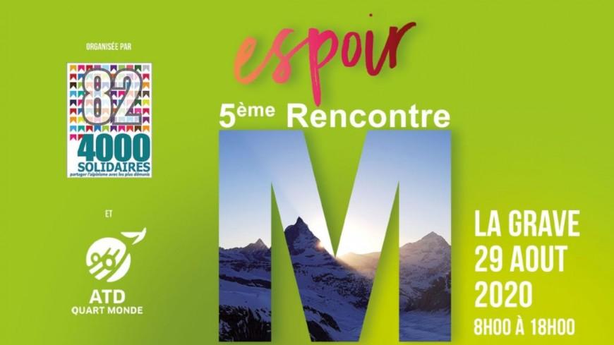 Hautes-Alpes : la montagne se veut solidaire à La Grave