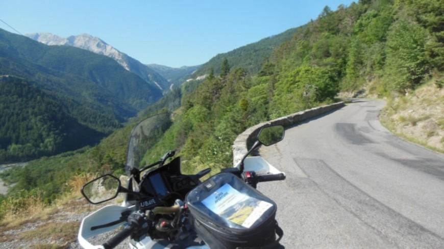 Alpes de Haute Provence : week-end moto en perspective en Ubaye