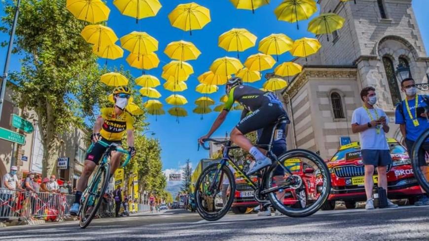 Hautes-Alpes : le département fait son bilan du Tour de France