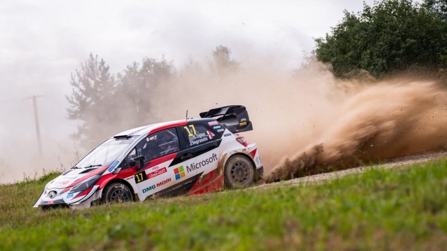 Hautes Alpes : retour de la saison WRC en Estonie pour Sébastien Ogier