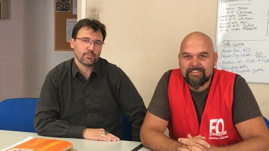 Hautes Alpes : FO Cheminots s'insurge contre la suppression de 13 postes
