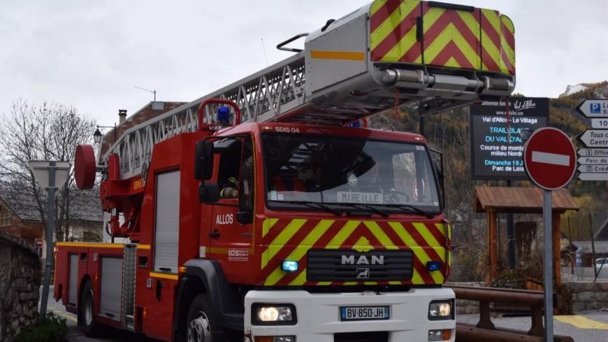 Hautes-Alpes : des pompiers retraités présentent leur Équipe Départementale de Soutien