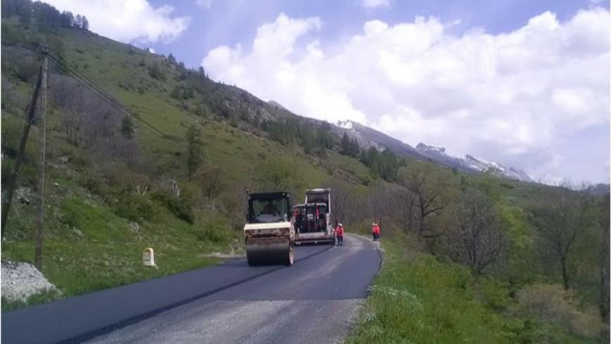 Alpes de Haute Provence : plusieurs journées de fermeture de la RD 908 pour des travaux