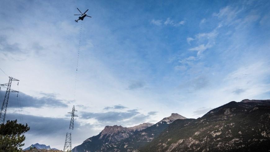 Hautes Alpes : RTE poursuit sa rénovation du réseau électrique en Haute-Durance