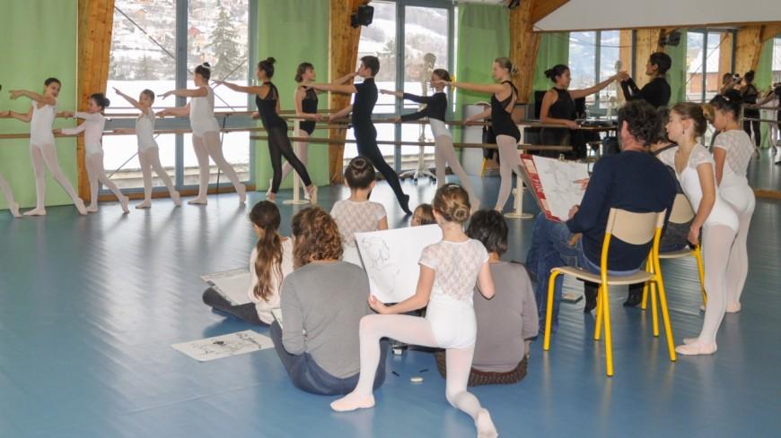 Hautes-Alpes : le Conservatoire et les Beaux-Arts du Briançonnais font leur rappel