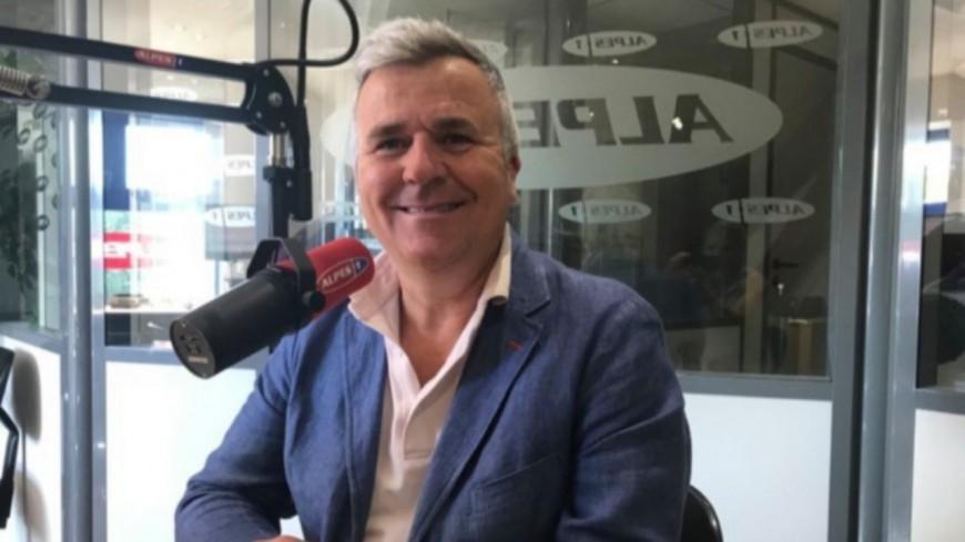 Hautes-Alpes :  Jean-Michel Arnaud, nouveau sénateur