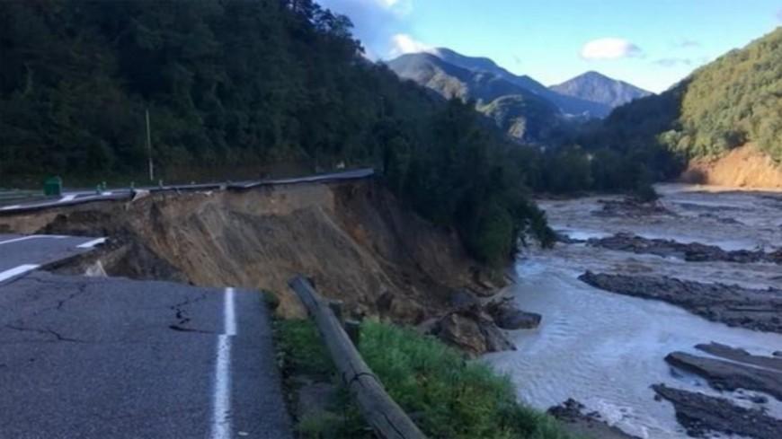 Hautes-Alpes : un appel aux dons pour les sinistrés des Alpes-Maritimes lancé par C. Eyméoud