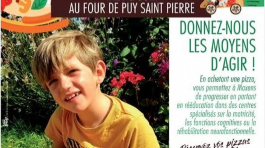 Hautes-Alpes : solidarité pour Maxens à Puy Saint Pierre ce samedi