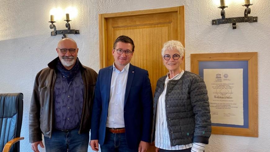 Hautes Alpes : tempête Alex, la ville et la com-com de Briançon s'engagent ensemble