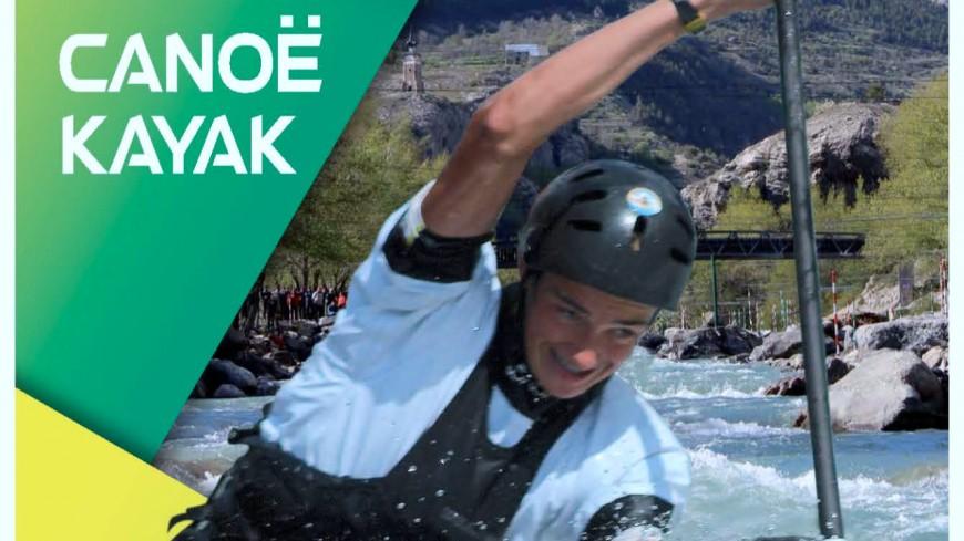 Hautes-Alpes : 300 compétiteurs attendus aux championnats de France de Canoë-Kayak