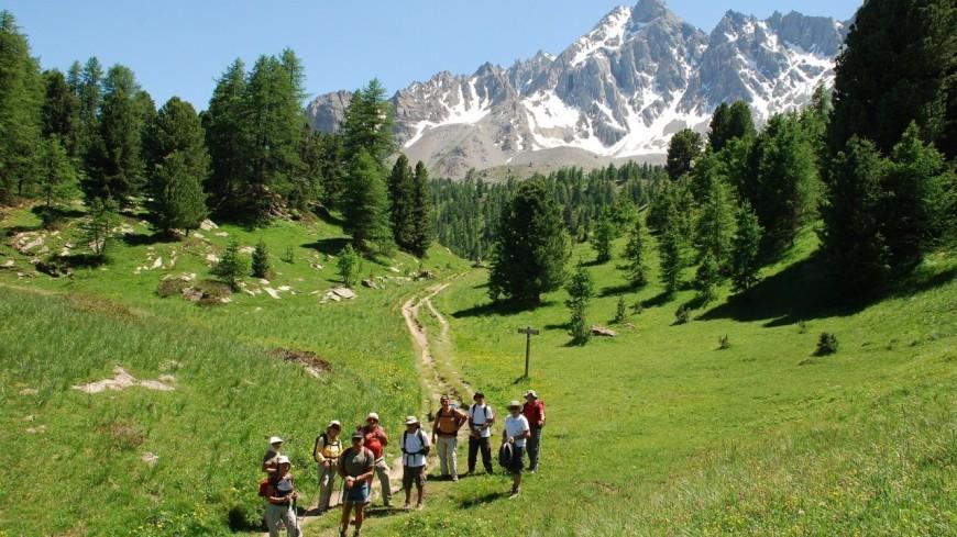 Hautes Alpes : l'émission Échappées Belles prochainement dans le Guillestrois-Queyras
