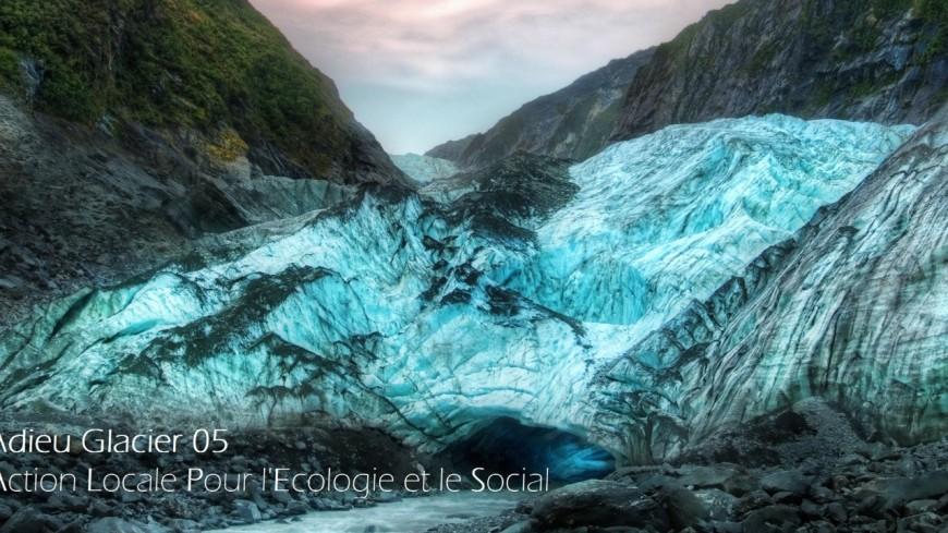 Hautes Alpes : « Adieu Glacier 05 », un nouveau collectif pour l'écologie et le social
