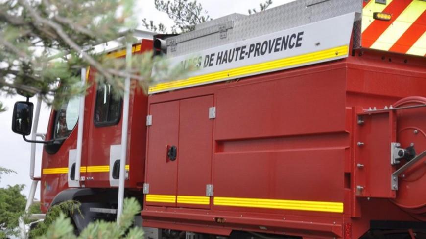Alpes de Haute Provence : fuite d'une bouteille de chlore gazeux à Turriers