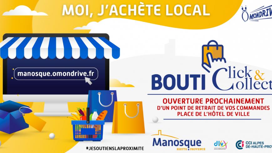 Alpes de Haute Provence : la mairie de Manosque en soutien des petits commerces