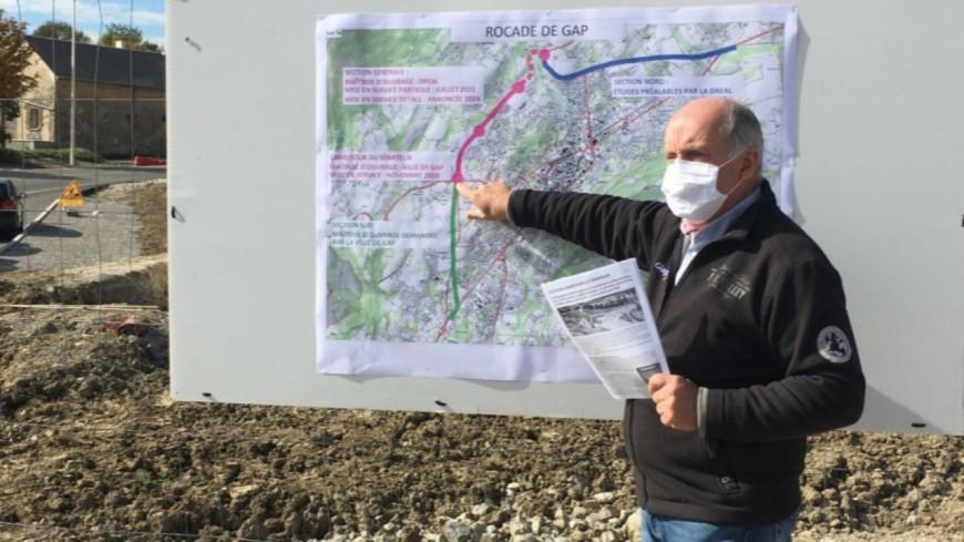 Hautes-Alpes : vers un adossement de la rocade de Gap à l'A51 ?