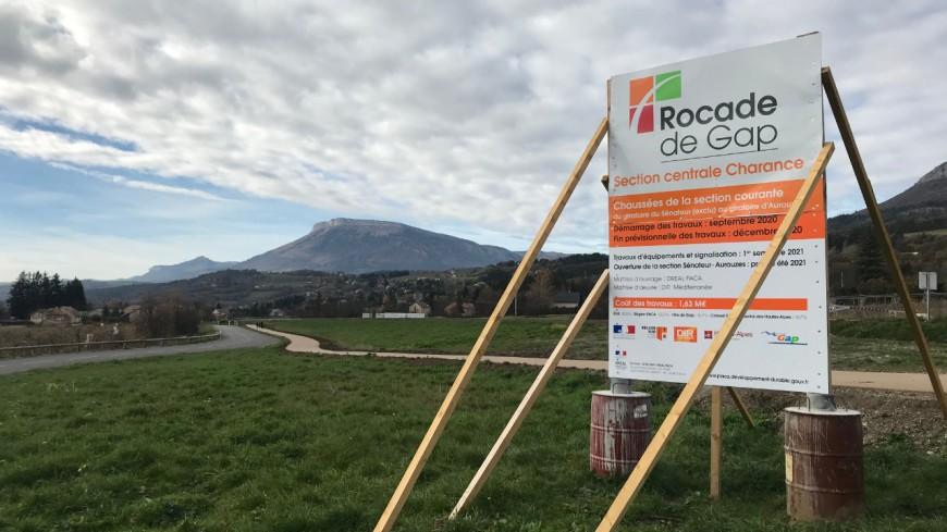 Hautes-Alpes : privatiser les travaux de la rocade, Gap Autrement dit non