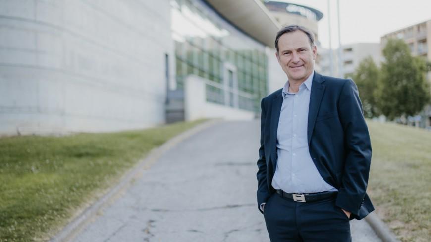 Hautes-Alpes : Nicolas Chabrand élu président du BTP 05 pour trois ans